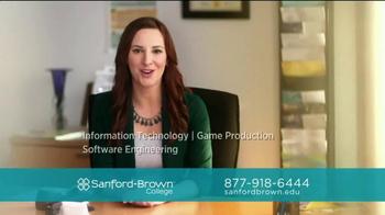 Sanford-Brown College TV Spot, 'Information Technology Programs' - Thumbnail 7