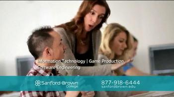 Sanford-Brown College TV Spot, 'Information Technology Programs' - Thumbnail 9