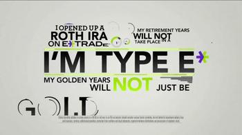 E*TRADE TV Spot, 'Type E' - Thumbnail 2