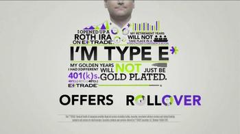 E*TRADE TV Spot, 'Type E' - Thumbnail 5