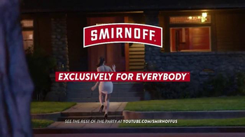 Smirnoff TV Spot, 'Getting Home' Featuring Adam Scott and Alison Brie - Thumbnail 10