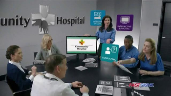 Fast Signs TV Spot, 'Charity Hospital' - Thumbnail 4
