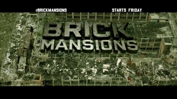Brick Mansions - Alternate Trailer 25