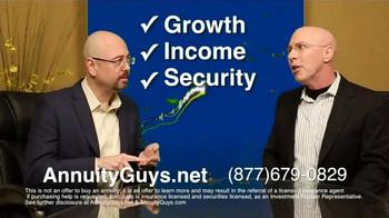 AnnuityGuys.net TV Spot - Thumbnail 6