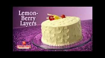 Cold Stone Creamery Lemon-Berry Layers TV Spot, 'Mother's Day'