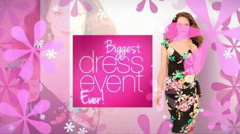 Stein Mart Biggest Dress Event Ever TV Spot - Thumbnail 2