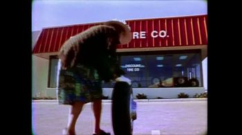 Discount Tire TV Spot, 'Little Old Lady'