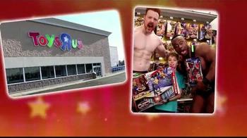 Toys R Us TV Spot, 'WWE' - Thumbnail 8