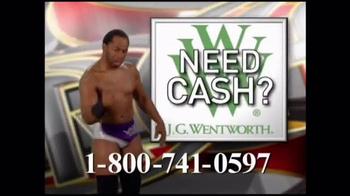 J.G. Wentworth TV Spot, 'WWE' - Thumbnail 1