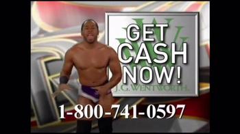 J.G. Wentworth TV Spot, 'WWE' - Thumbnail 10
