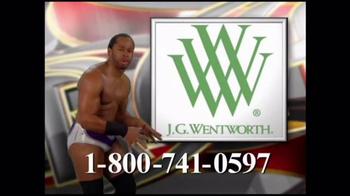 J.G. Wentworth TV Spot, 'WWE' - Thumbnail 2
