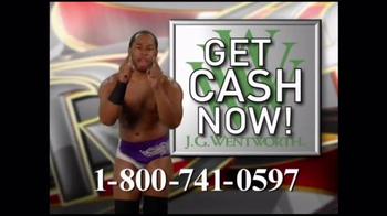 J.G. Wentworth TV Spot, 'WWE' - Thumbnail 6
