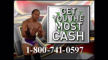 J.G. Wentworth TV Spot, 'WWE' - Thumbnail 9