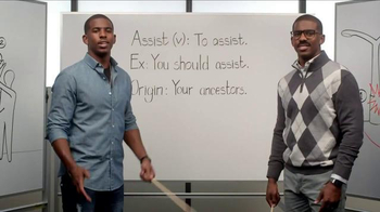 State Farm TV Spot, 'Future of the Assist' Featuring Chris Paul - Thumbnail 1