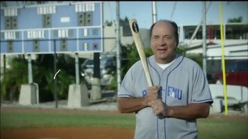 Blue Emu TV Spot, \'Homerun\' Featuring Johnny Bench