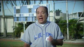 Blue Emu TV Spot, 'Homerun' Featuring Johnny Bench - Thumbnail 3