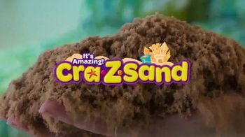 Cra-Z-Sand TV Spot, 'Amazing Sand Art!'