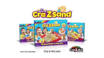 Cra-Z-Sand TV Spot, 'Amazing Sand Art!' - Thumbnail 10