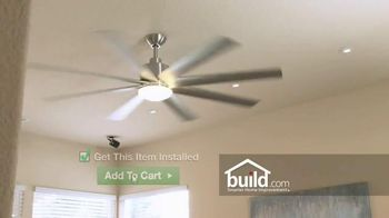 Build.com TV Spot, 'Ceiling Fan' - Thumbnail 8