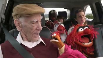 2014 Toyota Highlander TV Spot, 'Desconexión' Con Los Muppets [Spanish] - Thumbnail 6