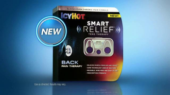 Icy Hot Smart Relief TV Spot, 'You Have the Power' Ft. Shaquille O'Neal - Thumbnail 3