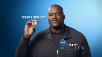 Icy Hot Smart Relief TV Spot, 'You Have the Power' Ft. Shaquille O'Neal - Thumbnail 7