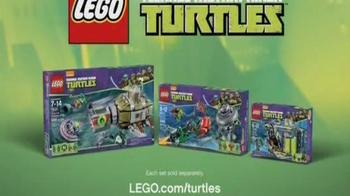 LEGO Teenage Mutant Ninja Turtles TV Spot, 'Kraangs vs. Turtle Sub' - Thumbnail 9