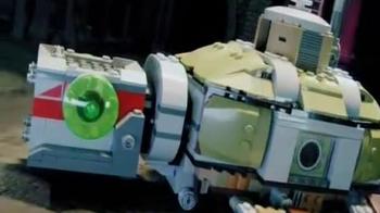 LEGO Teenage Mutant Ninja Turtles TV Spot, 'Kraangs vs. Turtle Sub' - Thumbnail 4