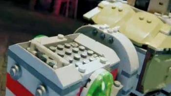 LEGO Teenage Mutant Ninja Turtles TV Spot, 'Kraangs vs. Turtle Sub' - Thumbnail 5