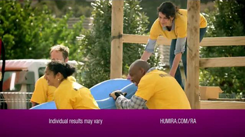 HUMIRA TV Spot, 'Volunteering' - Thumbnail 10