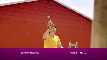 HUMIRA TV Spot, 'Volunteering' - Thumbnail 6
