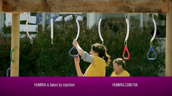 HUMIRA TV Spot, 'Volunteering' - Thumbnail 7