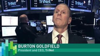 New York Stock Exchange TV Spot, 'TriNet' - Thumbnail 3
