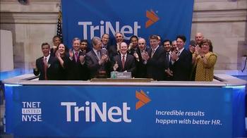 New York Stock Exchange TV Spot, 'TriNet' - Thumbnail 8