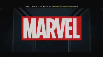 Marvel Universe Live TV Spot, 'Superheroes Come to Life' - Thumbnail 1