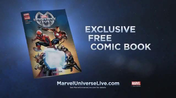 Marvel Universe Live TV Spot, 'Superheroes Come to Life' - Thumbnail 8
