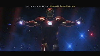 Marvel Universe Live TV Spot, 'Superheroes Come to Life' - Thumbnail 2