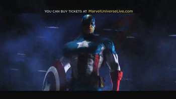 Marvel Universe Live TV Spot, 'Superheroes Come to Life' - Thumbnail 3