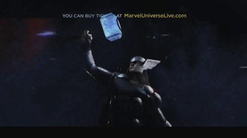 Marvel Universe Live TV Spot, 'Superheroes Come to Life' - Thumbnail 4