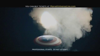 Marvel Universe Live TV Spot, 'Superheroes Come to Life' - Thumbnail 5