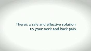 Laser Spine Institute TV Spot Featuring Peter Jacobsen, Natalie Gulbis - Thumbnail 4