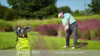 Laser Spine Institute TV Spot Featuring Peter Jacobsen, Natalie Gulbis - Thumbnail 5