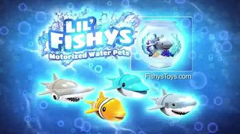 Lil' Fishys TV Spot - Thumbnail 10