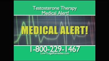 Donelon PC Low Testosterone TV Spot - Thumbnail 1