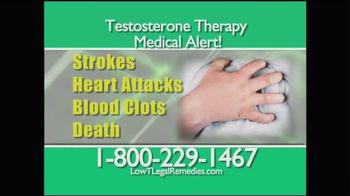 Donelon PC Low Testosterone TV Spot - Thumbnail 2