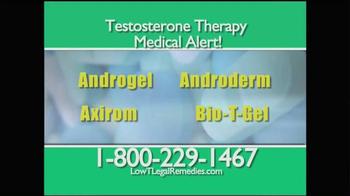 Donelon PC Low Testosterone TV Spot - Thumbnail 4