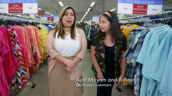 Burlington Coat Factory TV Spot, 'Aunt Miryam and Ashanty' - Thumbnail 1