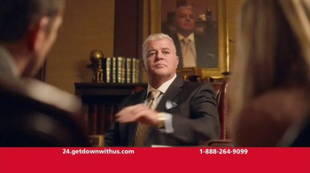 Guaranteed Rate TV Spot, 'Banker' Featuring Ty Pennington - Thumbnail 3