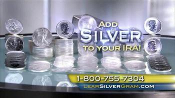 Lear Capital TV Spot, 'Demand for Silver' - Thumbnail 6