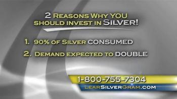 Lear Capital TV Spot, 'Demand for Silver' - Thumbnail 7